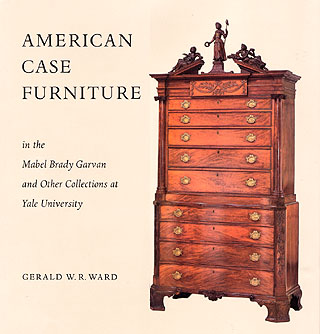 American Case Furniture by Gerald R. Ward