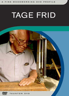 Woodworking Profile of Tage Frid
