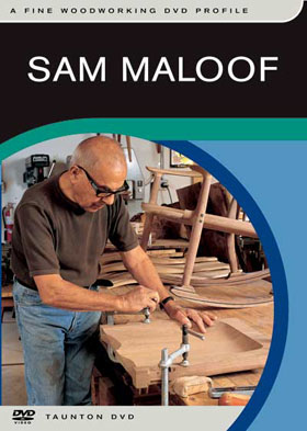 Woodworking Profile of Sam Maloof