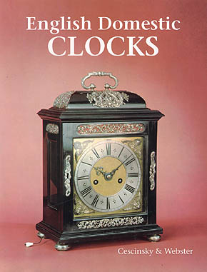 English Domestic Clocks by Cescinsky & Webster