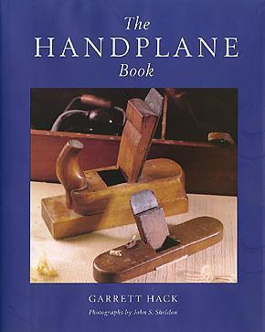 The Handplane Book by Garret Hack