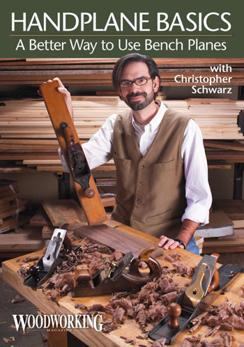 Handplane Basics with Christopher Schwarz