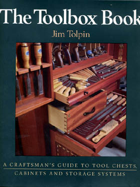 The toolbox book for Building traditional kitchen cabinets by jim tolpin