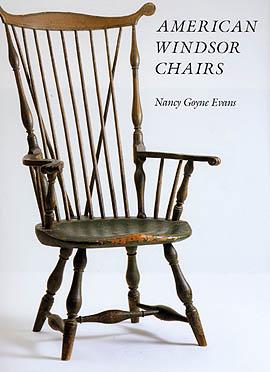 American Windsor Chairs by Nacy Goyne Evans