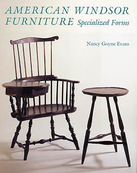 American Windsor Furniture by Nacy Goyne Evans