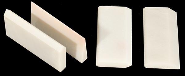 "NORTON Round Edge Slip Sharpening Stone FS24 1?4/"" X 3//32/"" X 1-3//4/"" X 4-1//2/"" FINE"