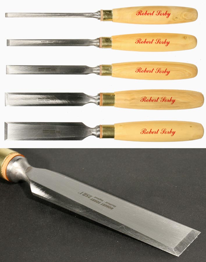 Robert Sorby Bench Chisels At The Best Things
