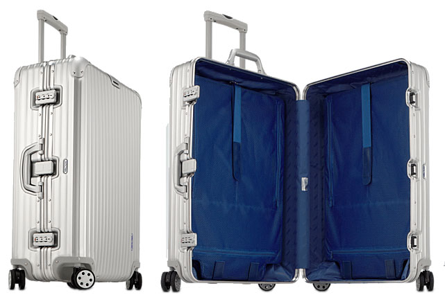 Rimowa Topas Aluminum Luggage At The Best Things